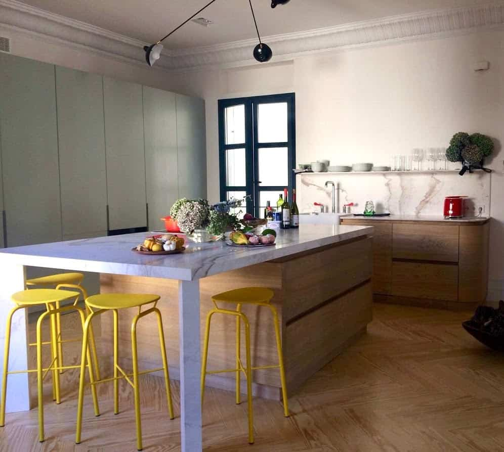 Diseños que reinventan la cocina por Inés Benavides 6