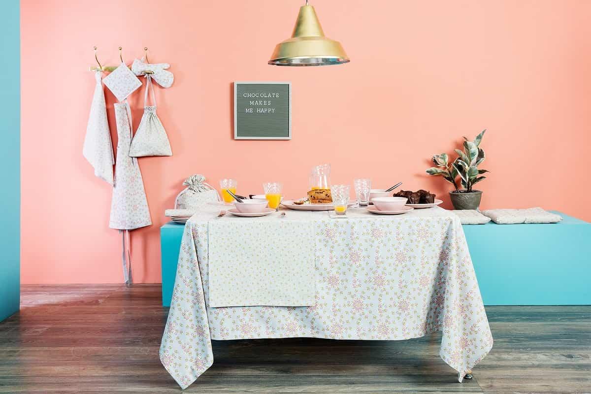 Inspiration Passionate, nueva colección La Mallorquina en textil del hogar 4