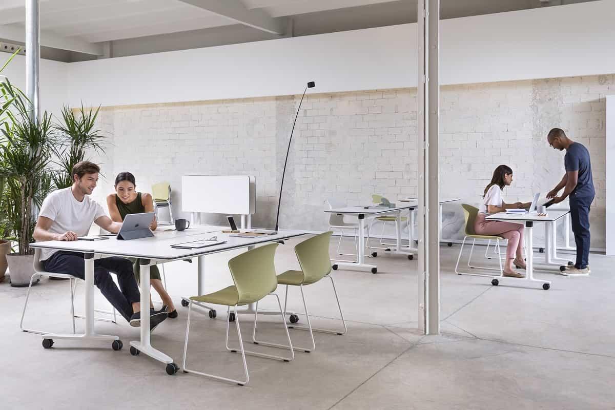 Talent, una gama de mesas que crean talento 1
