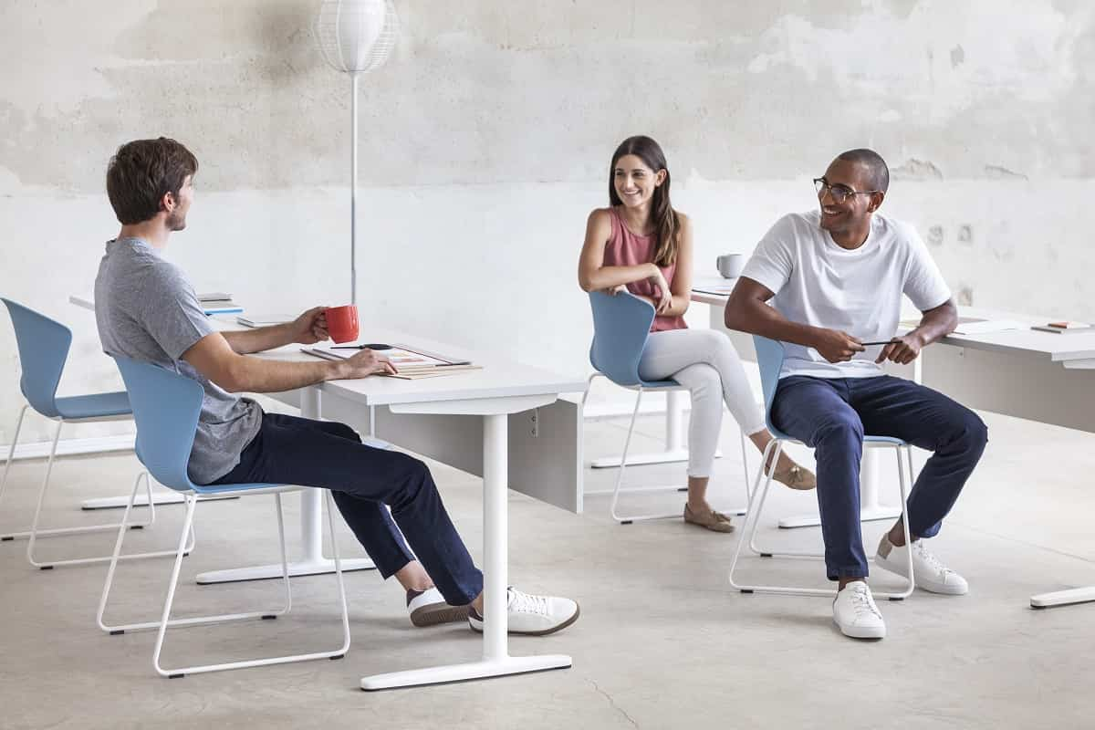 Talent, una gama de mesas que crean talento 2