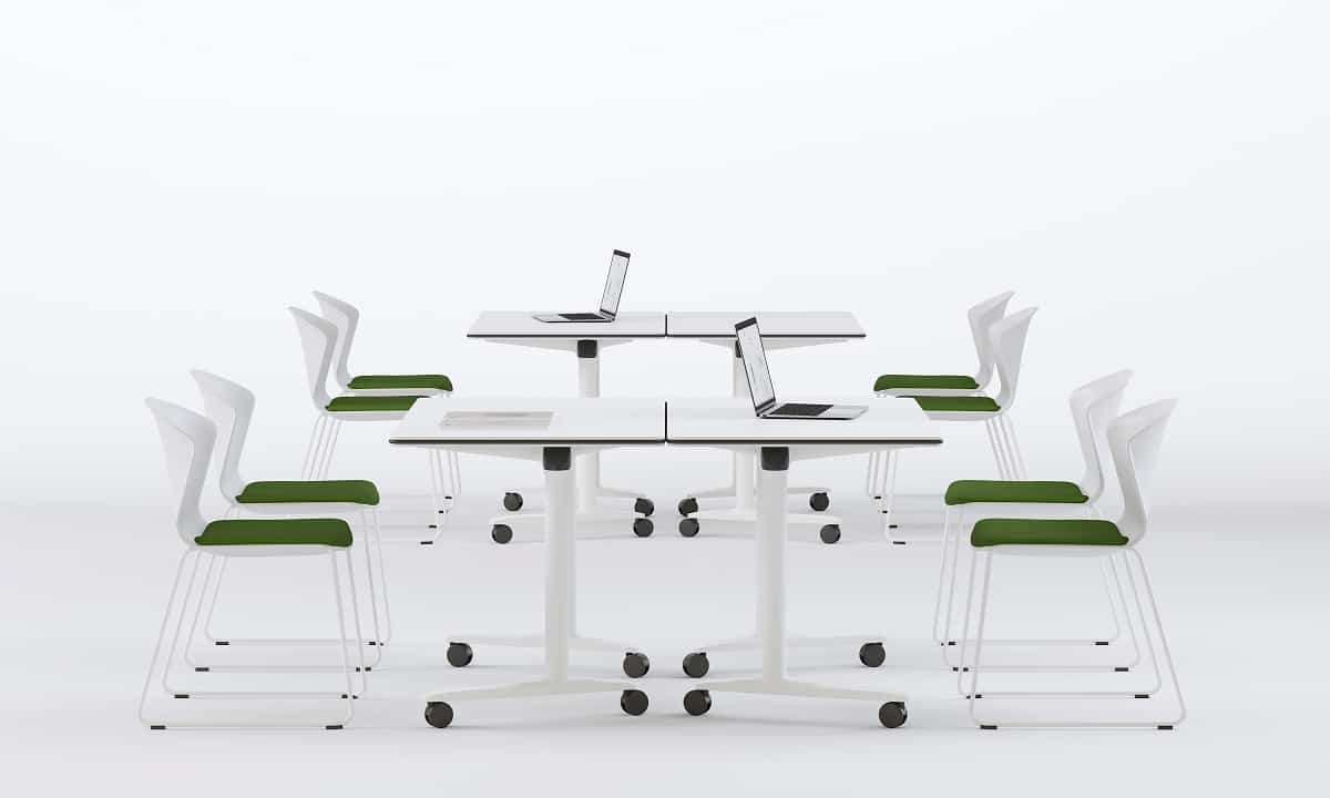 Talent, una gama de mesas que crean talento 4