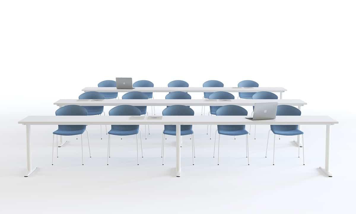 Talent, una gama de mesas que crean talento 5