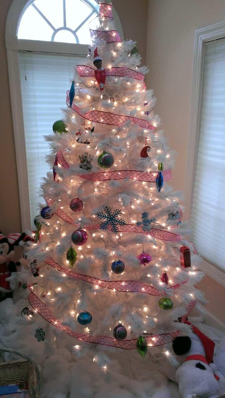 Ideas y tendencias a la hora de decorar el árbol de Navidad 4