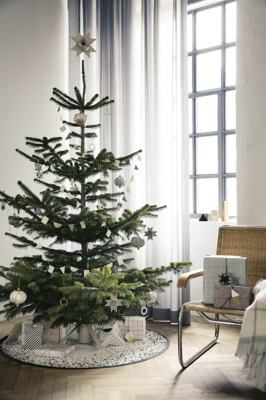 Ideas y tendencias a la hora de decorar el árbol de Navidad 2