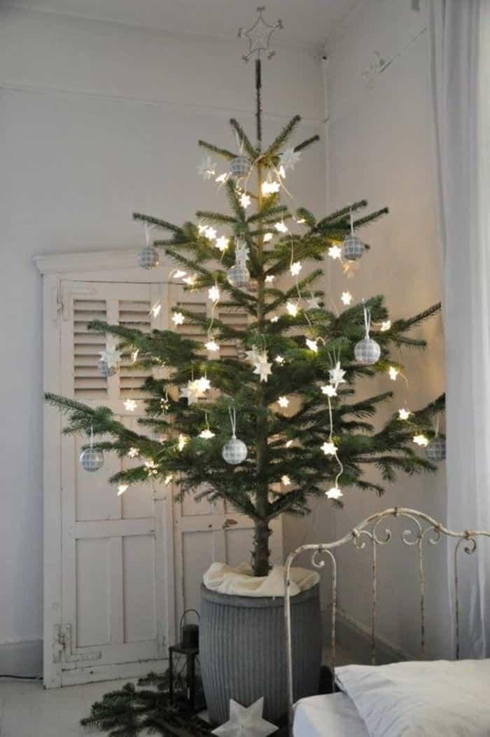 Ideas y tendencias a la hora de decorar el árbol de Navidad 1