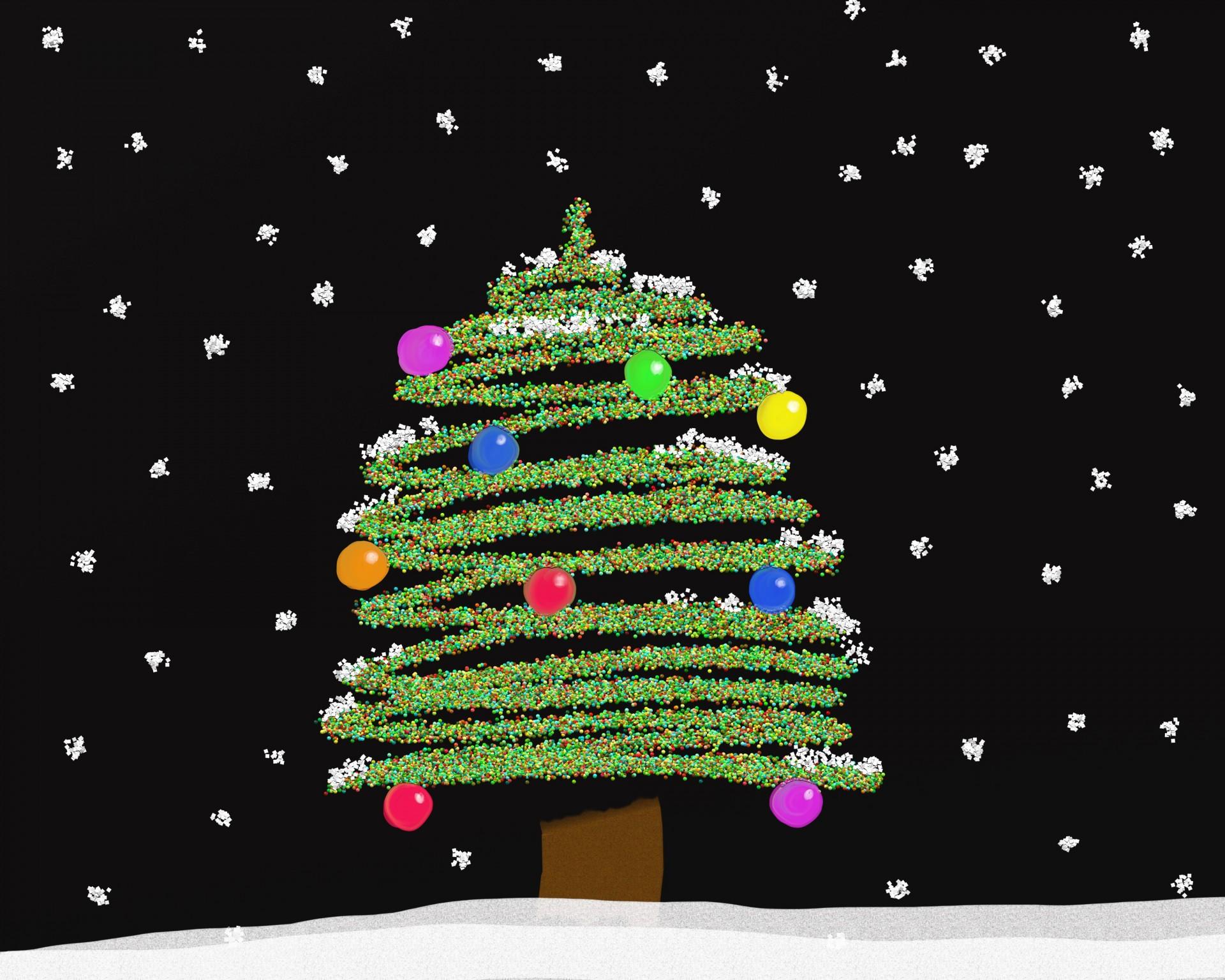 Ideas y tendencias a la hora de decorar el árbol de Navidad 15