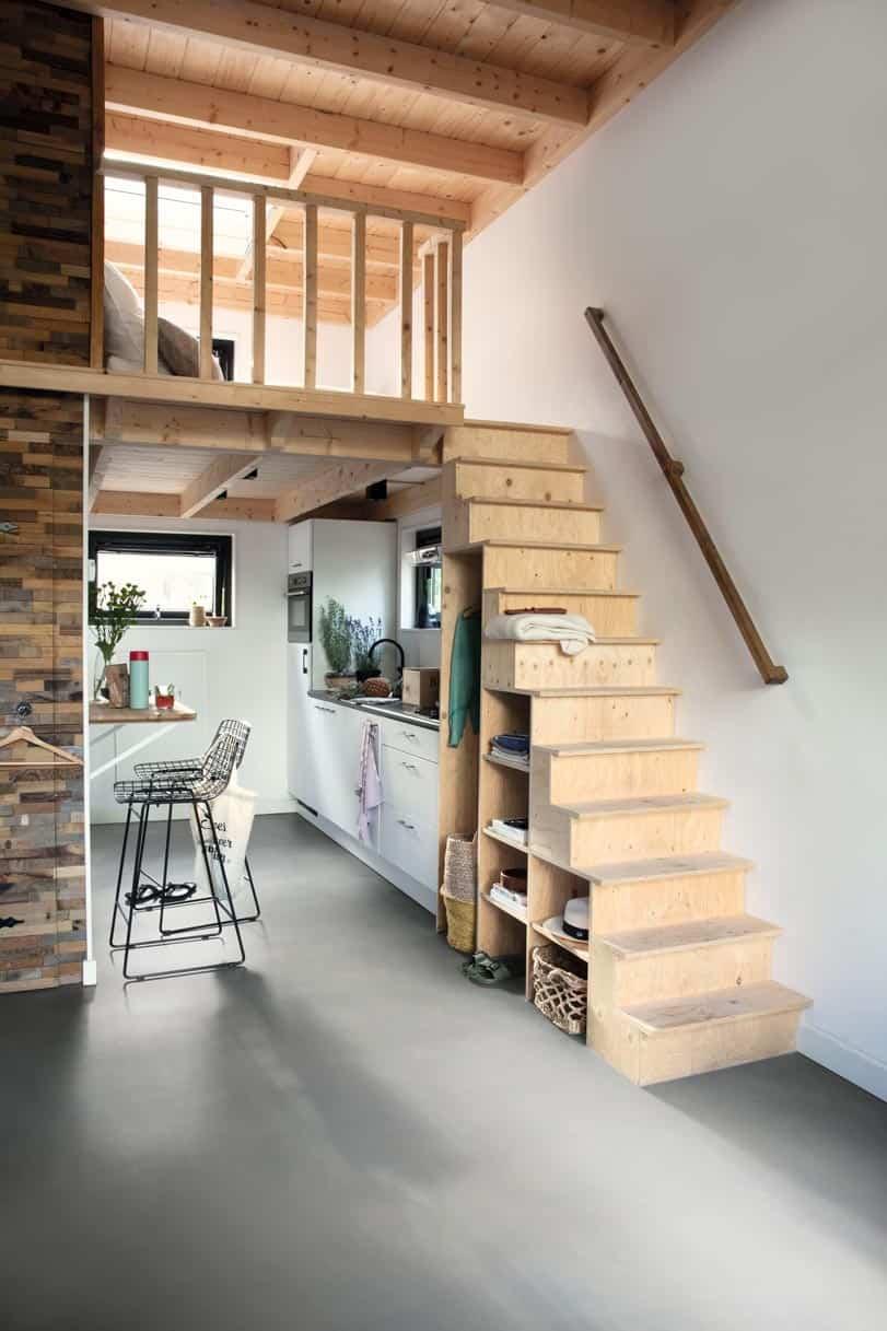 Encajando grandes ideas de decoración en pequeños hogares