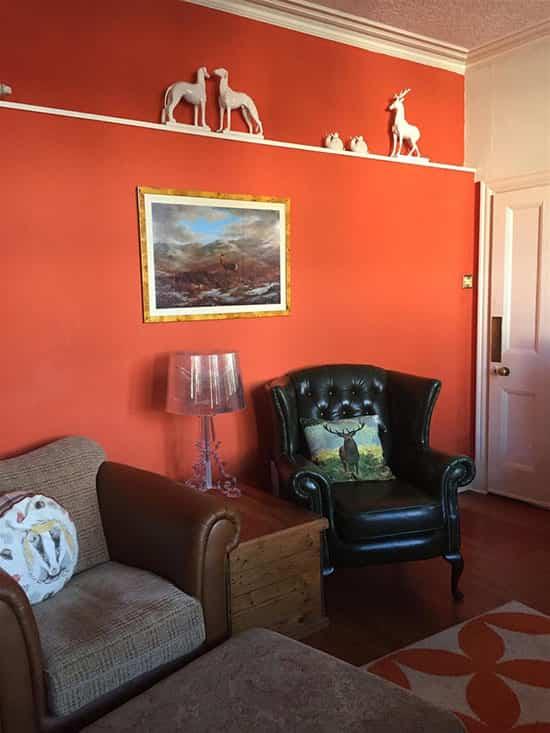 Cómo aplicar en tu casa el Living Coral, el color del 2019 4