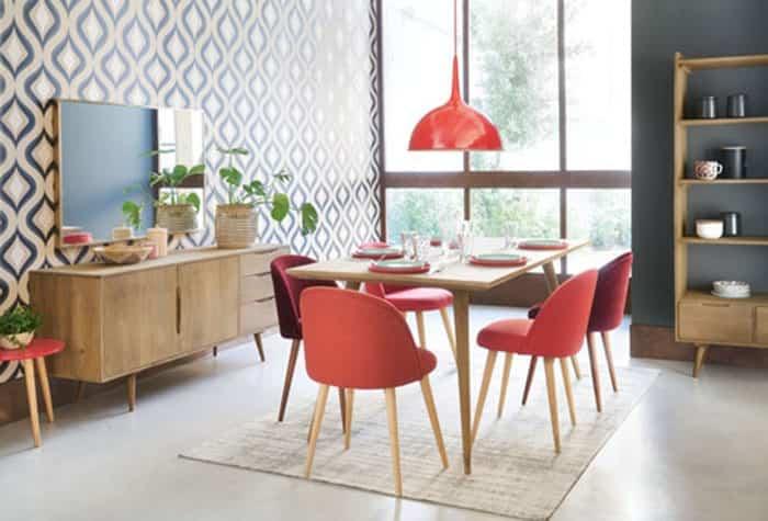 Cómo aplicar en tu casa el Living Coral, el color del 2019 5