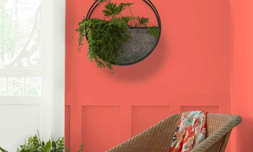 Cómo aplicar en tu casa el Living Coral, el color del 2019