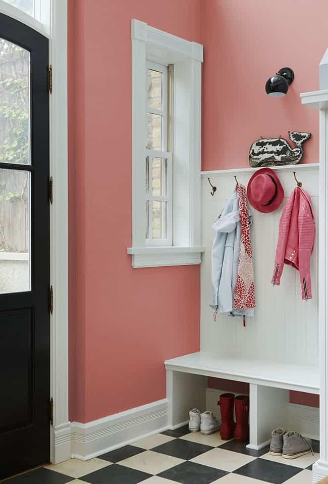 Cómo aplicar en tu casa el Living Coral, el color del 2019 2