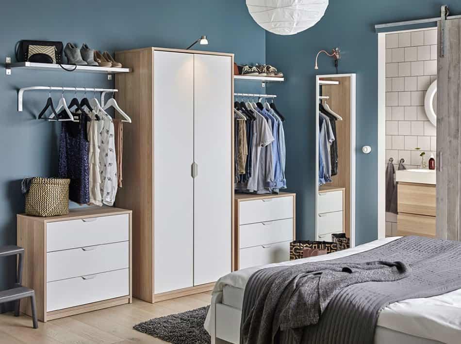 Trucos prácticos para mantener el orden en el dormitorio 3