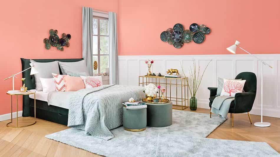Elige los mejores colores para tus paredes según la habitación de tu casa 6