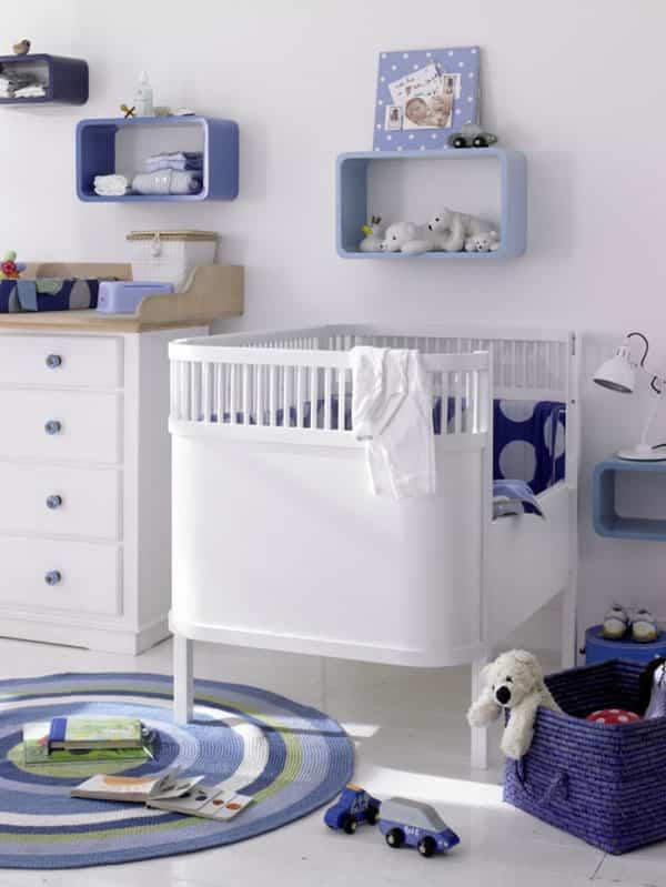 Muebles para el bebé: cuáles son imprescindibles y cuáles no 6