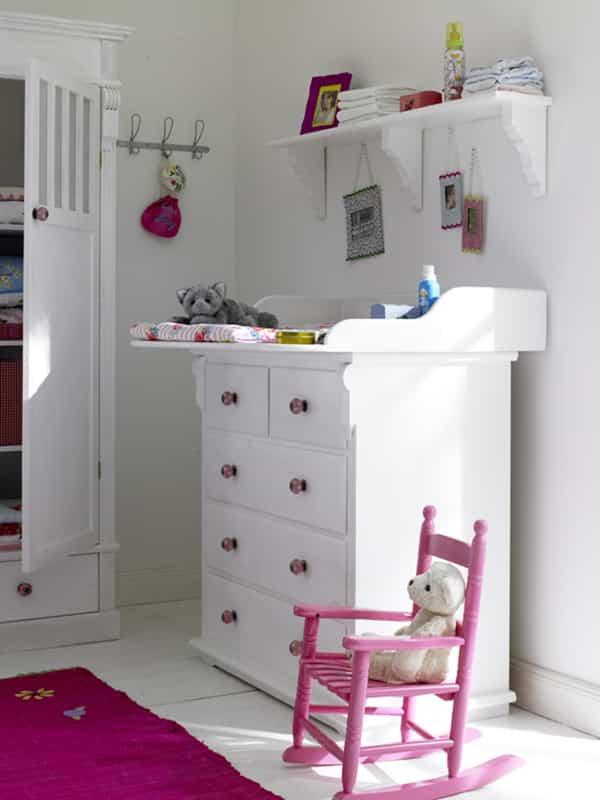 Muebles para el bebé: cuáles son imprescindibles y cuáles no 4