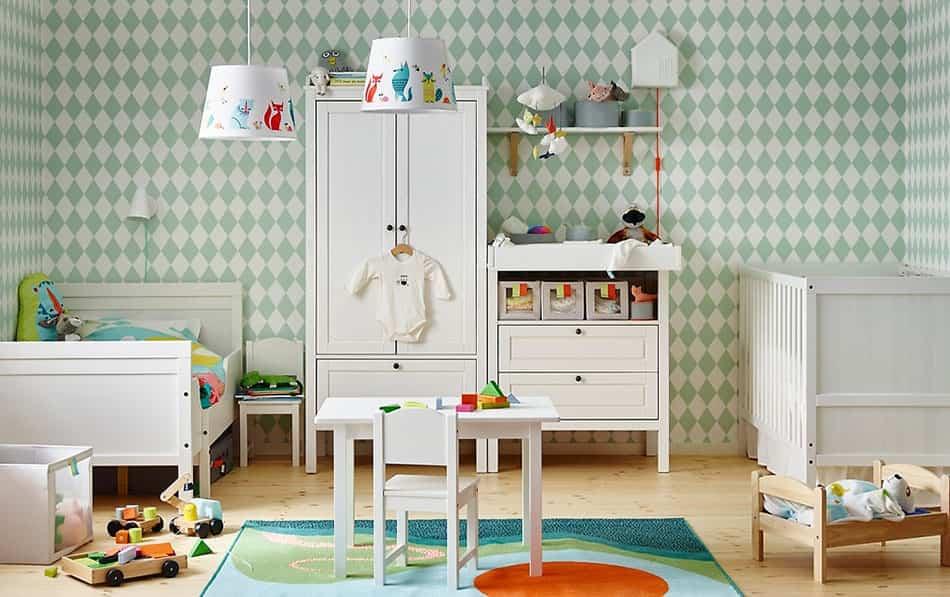 Muebles para el bebé: cuáles son imprescindibles y cuáles no 1