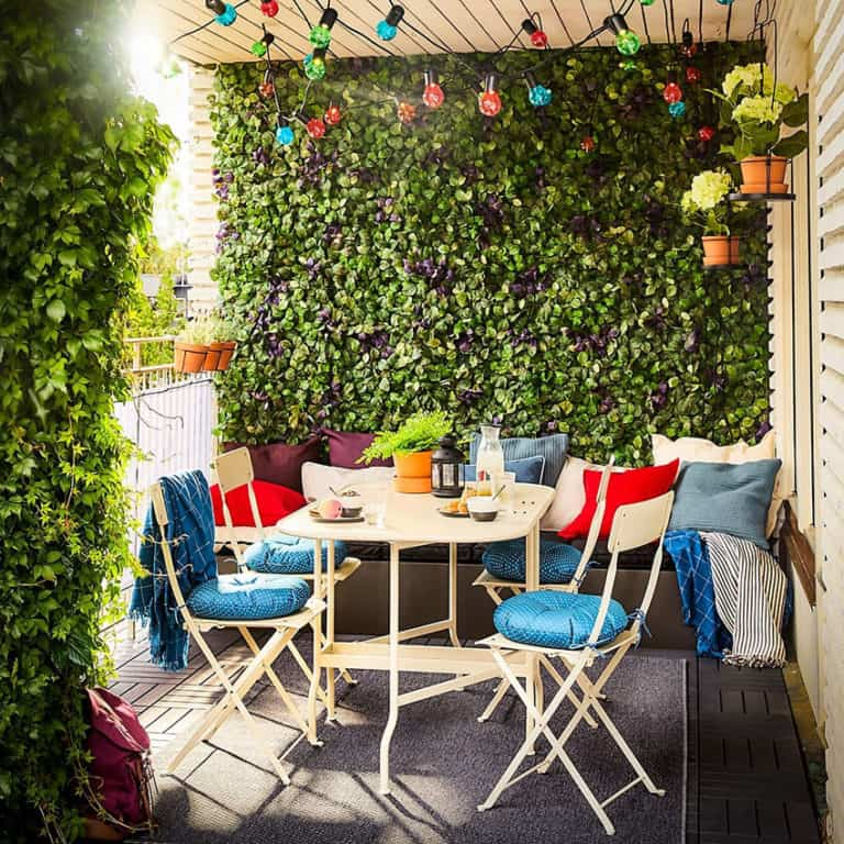 Ideas geniales para poner a punto tu terraza mini