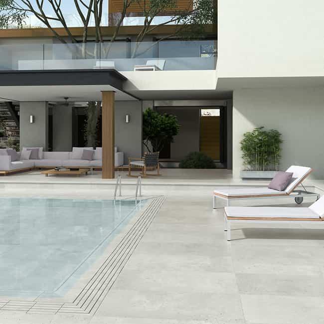 Por qué es buena idea elegir suelos de cerámica para exterior
