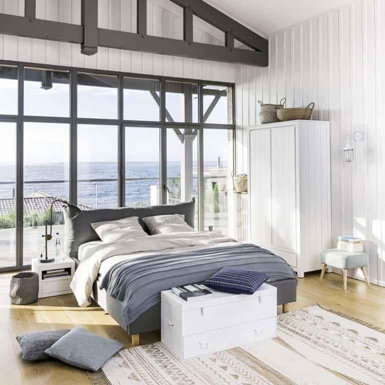 Las reglas de oro para diseñar el dormitorio principal y no equivocarse
