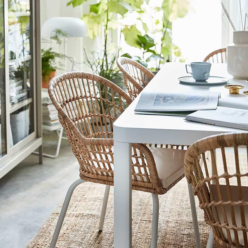Decora tu casa con fibras vegetales y refresca tus espacios 3