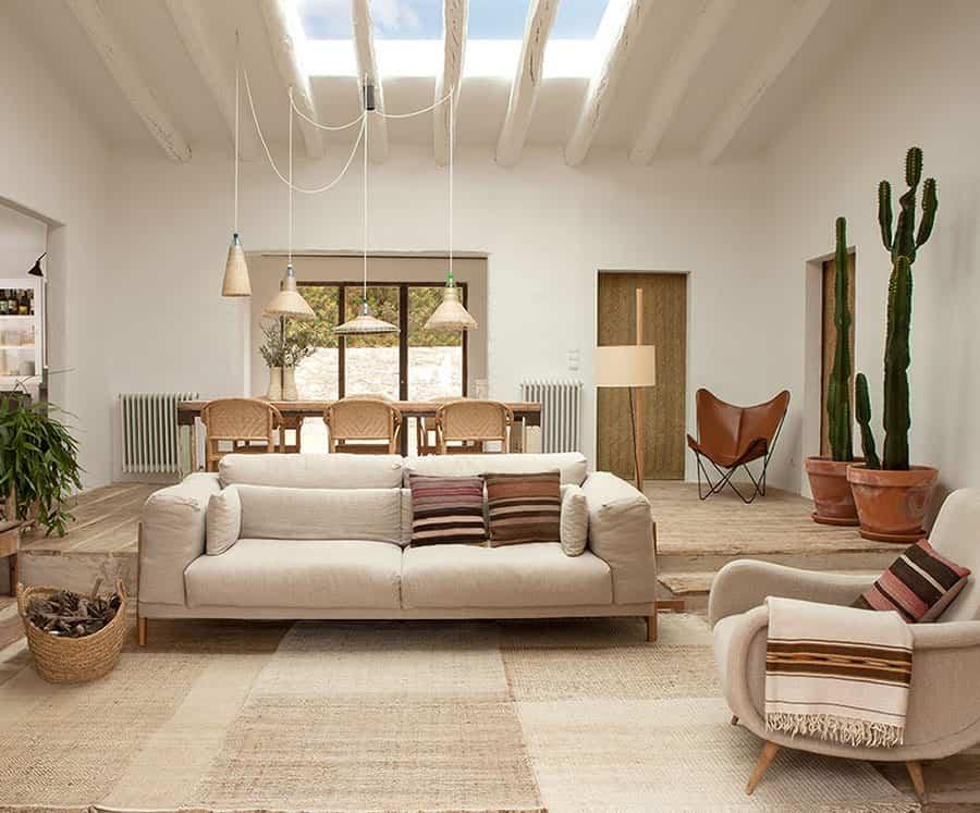 Decora tu casa con fibras vegetales y refresca tus espacios 5