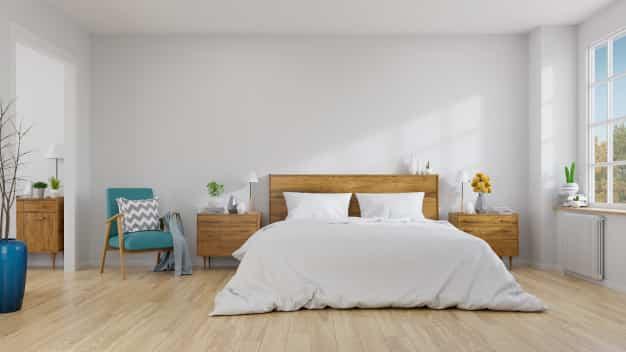 Cómo pintar las paredes del dormitorio 4