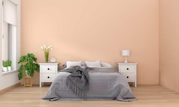 Cómo pintar las paredes del dormitorio 2