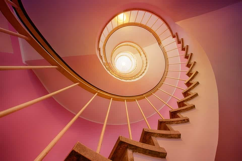 decorar las escaleras