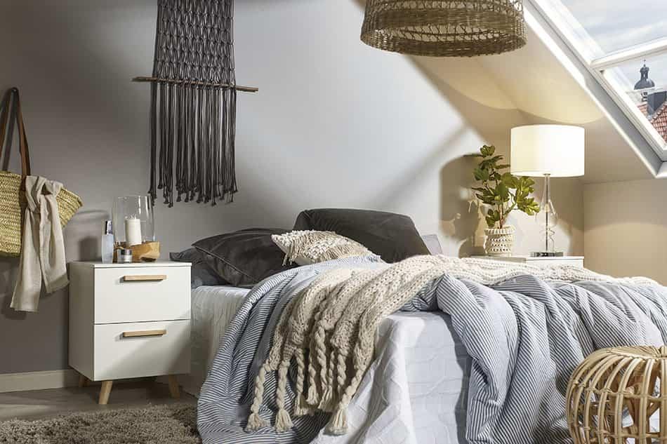 Tips superútiles para decorar dormitorios pequeños 1