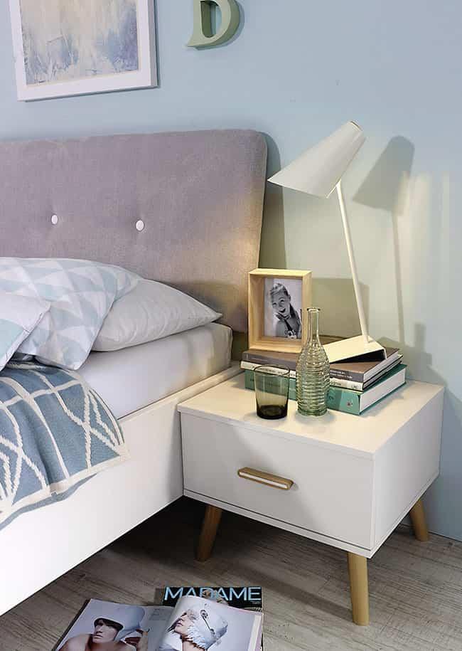 Tips superútiles para decorar dormitorios pequeños 3