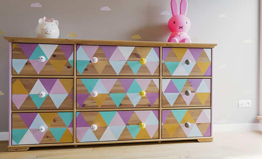 Tips para pintar muebles de madera como un profesional 1