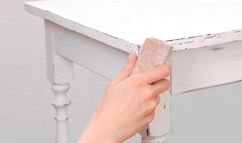 Tips para pintar muebles de madera como un profesional 2