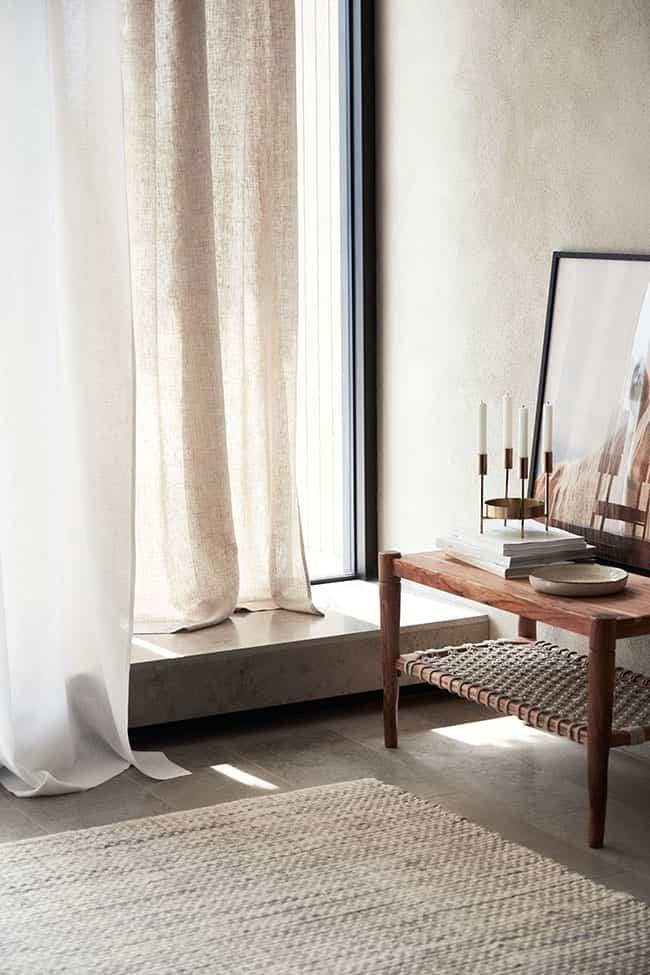 elegir las cortinas
