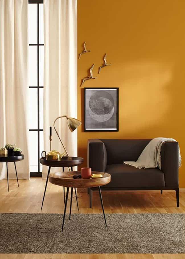 Marrones, tostados, ocres... Decora tu casa con los colores del otoño 1