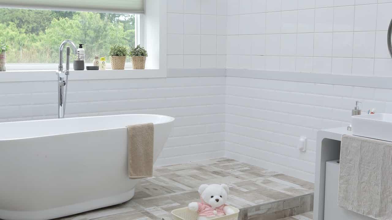 Tendencias de moda para decorar tu ducha y lavabo