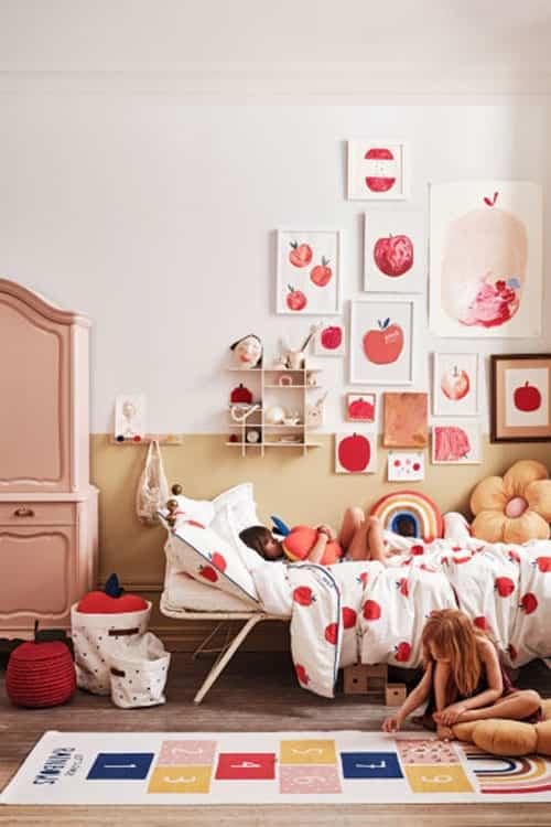 ¿De qué color pinto el cuarto de los niños? Ideas para acertar 4