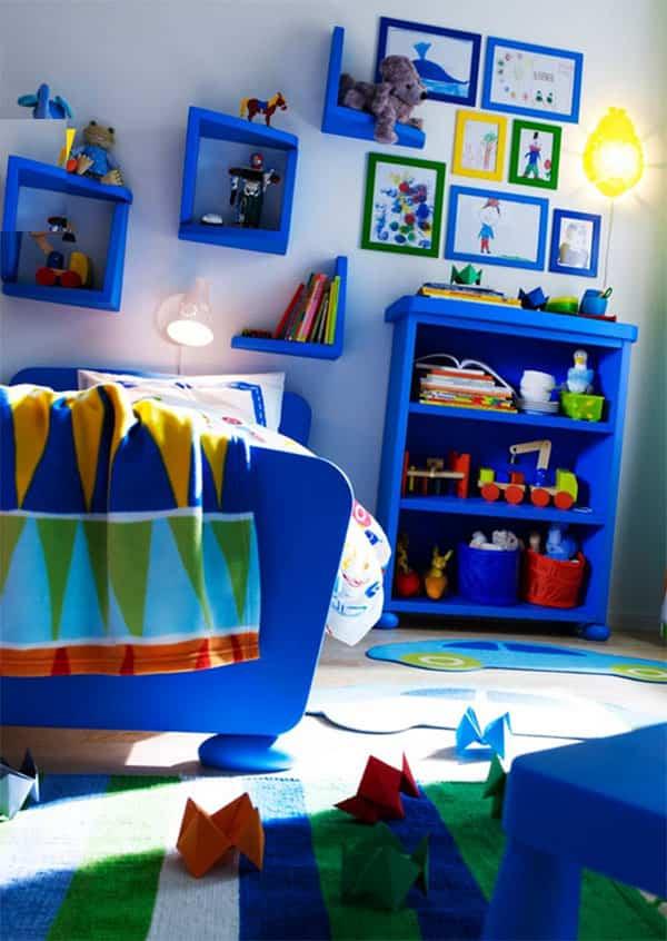 ¿De qué color pinto el cuarto de los niños? Ideas para acertar 5