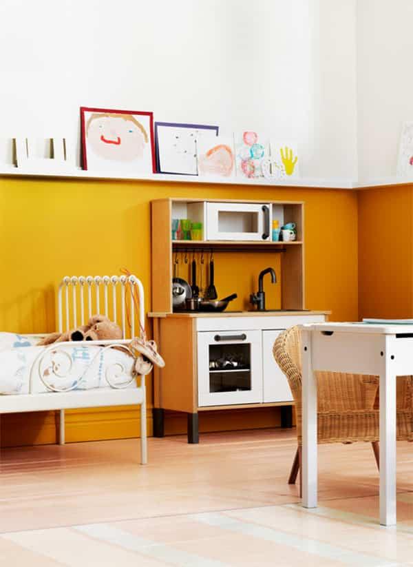 ¿De qué color pinto el cuarto de los niños? Ideas para acertar 2