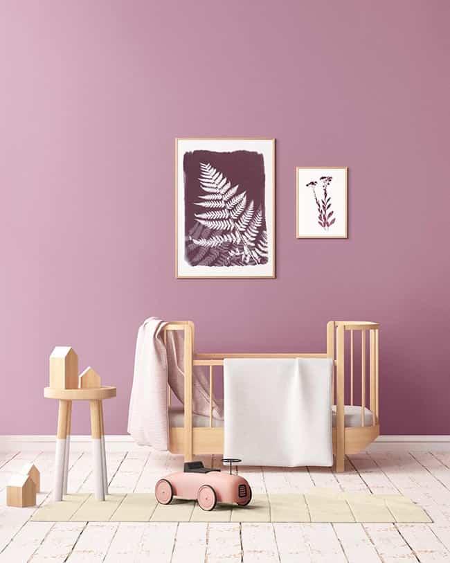 ¿De qué color pinto el cuarto de los niños? Ideas para acertar 3