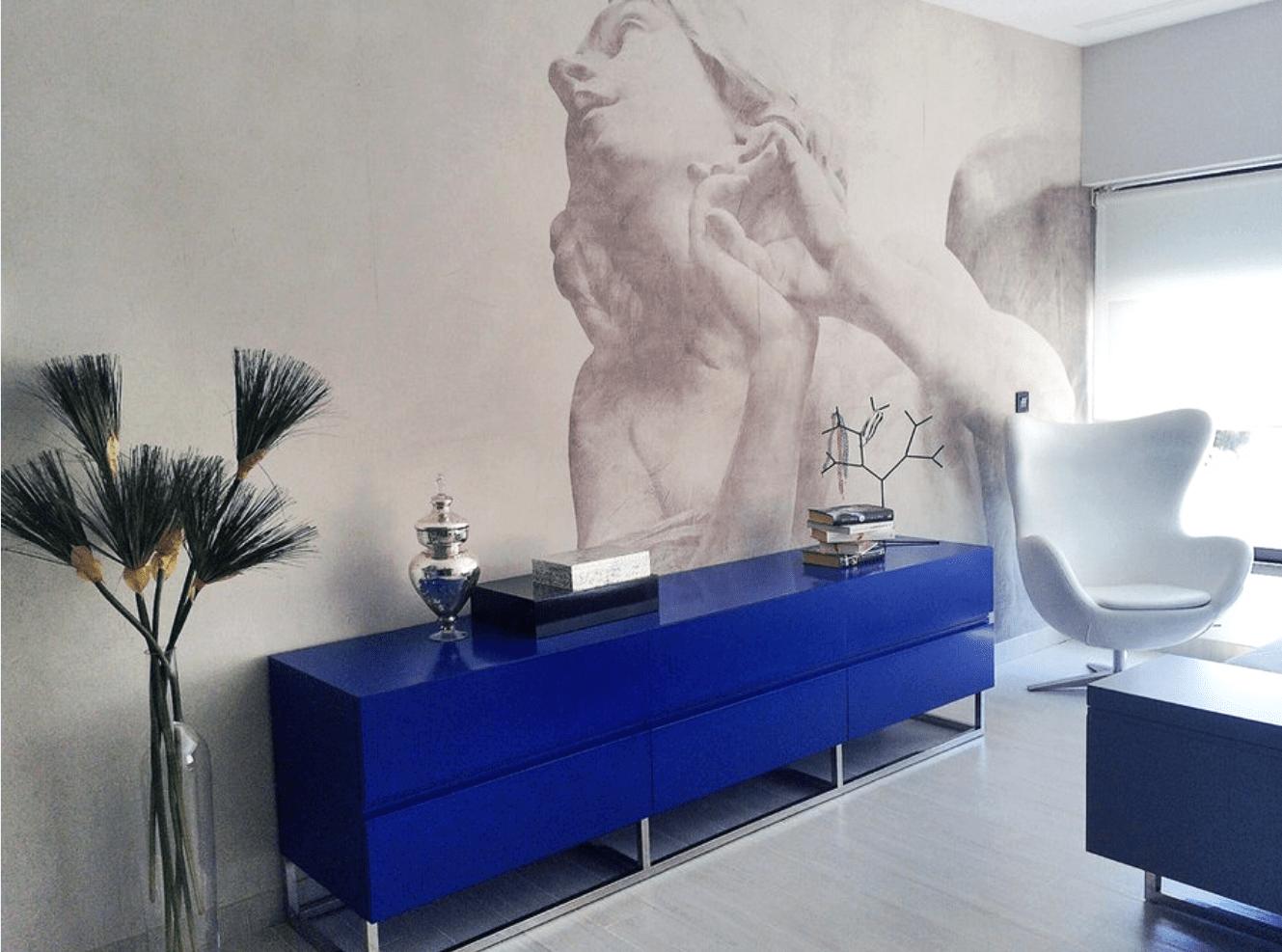 Classic Blue: Viste tu casa del color del año 9