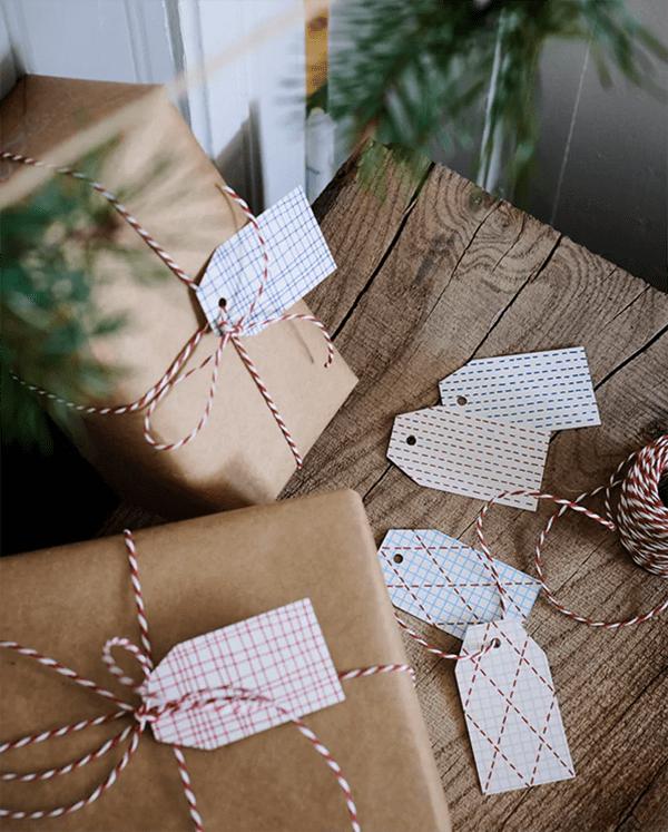 Ideas baratas y geniales para dar un aire nuevo a tu decoración navideña 6