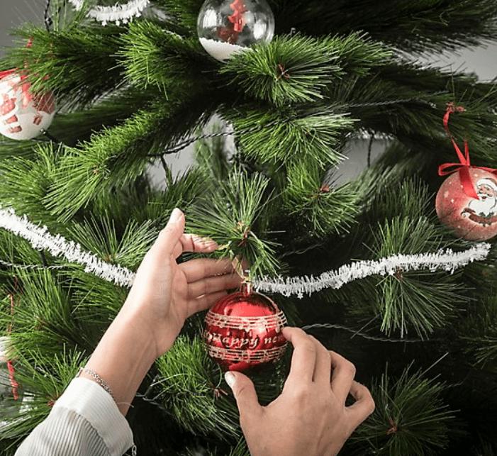 Cómo montar el árbol de Navidad para que quede espectacular 5