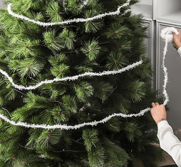 Cómo montar el árbol de Navidad para que quede espectacular 4