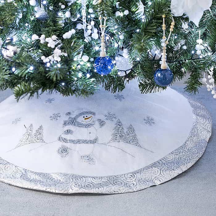 Cómo montar el árbol de Navidad para que quede espectacular 7
