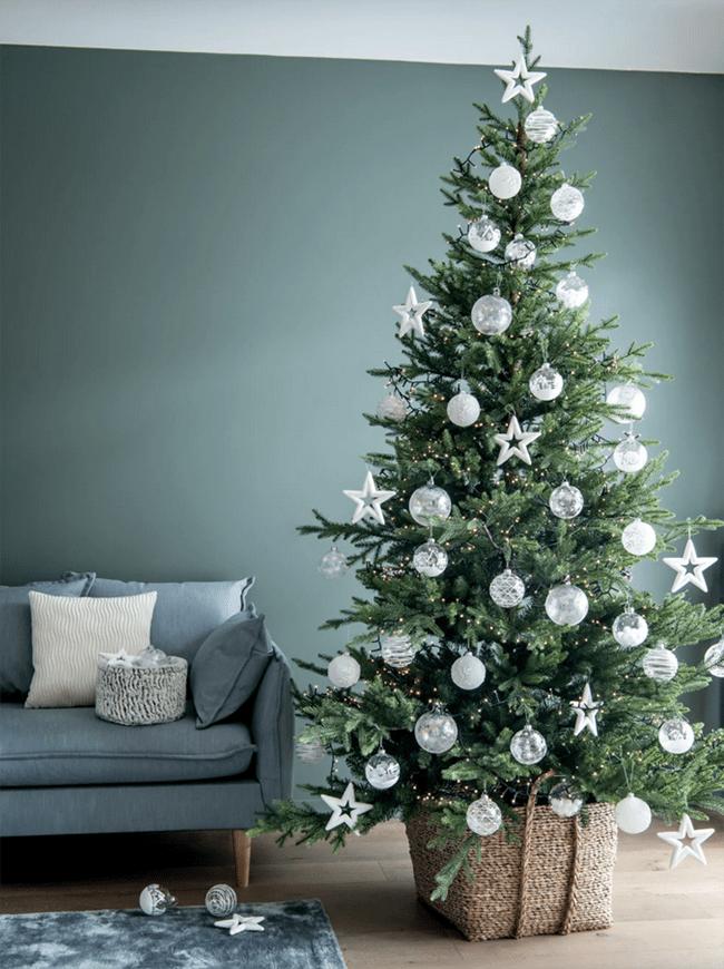 Cómo montar el árbol de Navidad para que quede espectacular 1