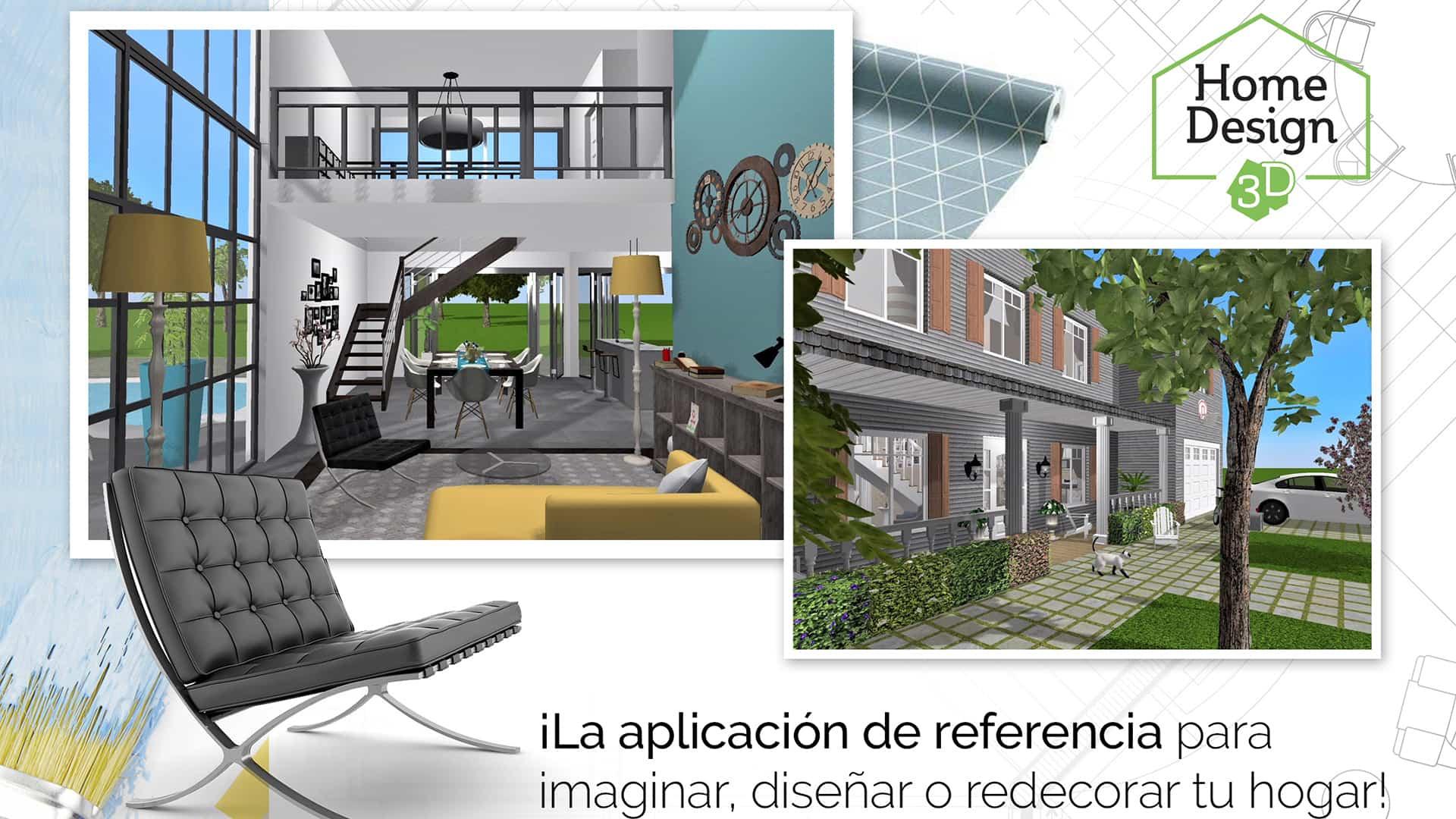 Home Design 3d decorar tu casa