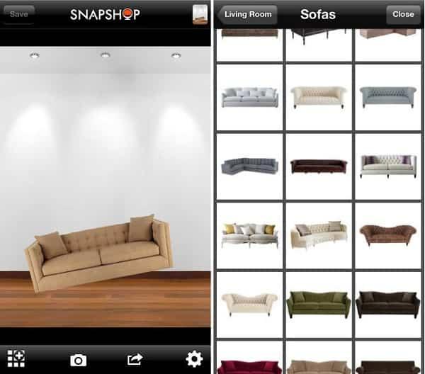 Aplicaciones que te ayudan a decorar tu casa 3