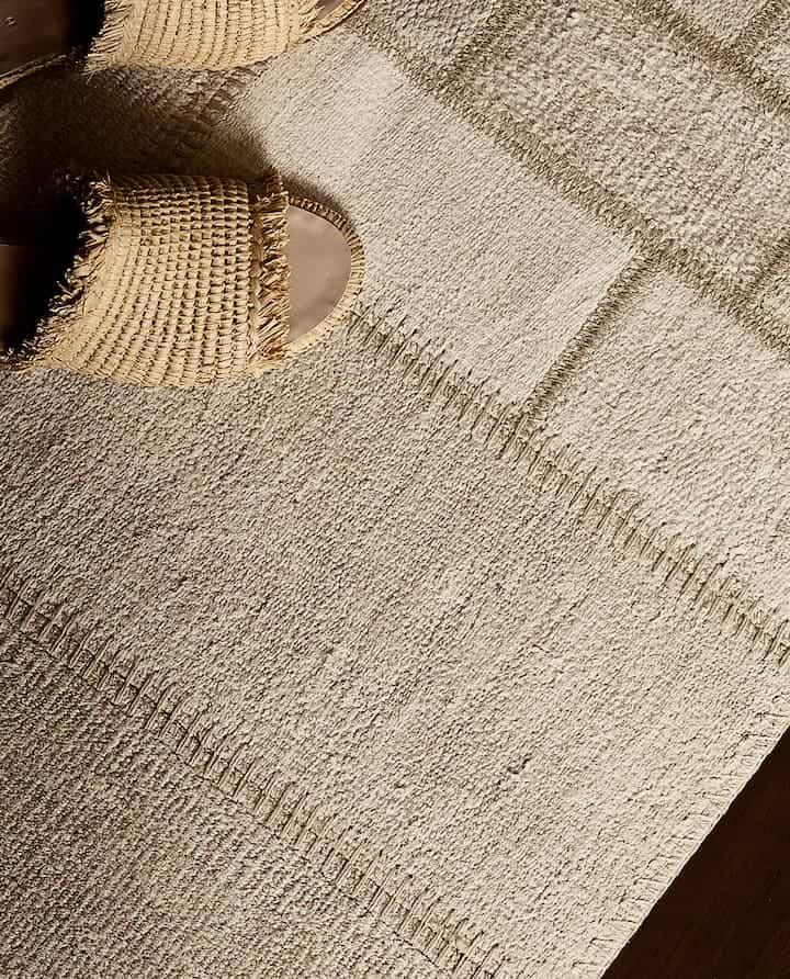 alfombra patchwork zara home