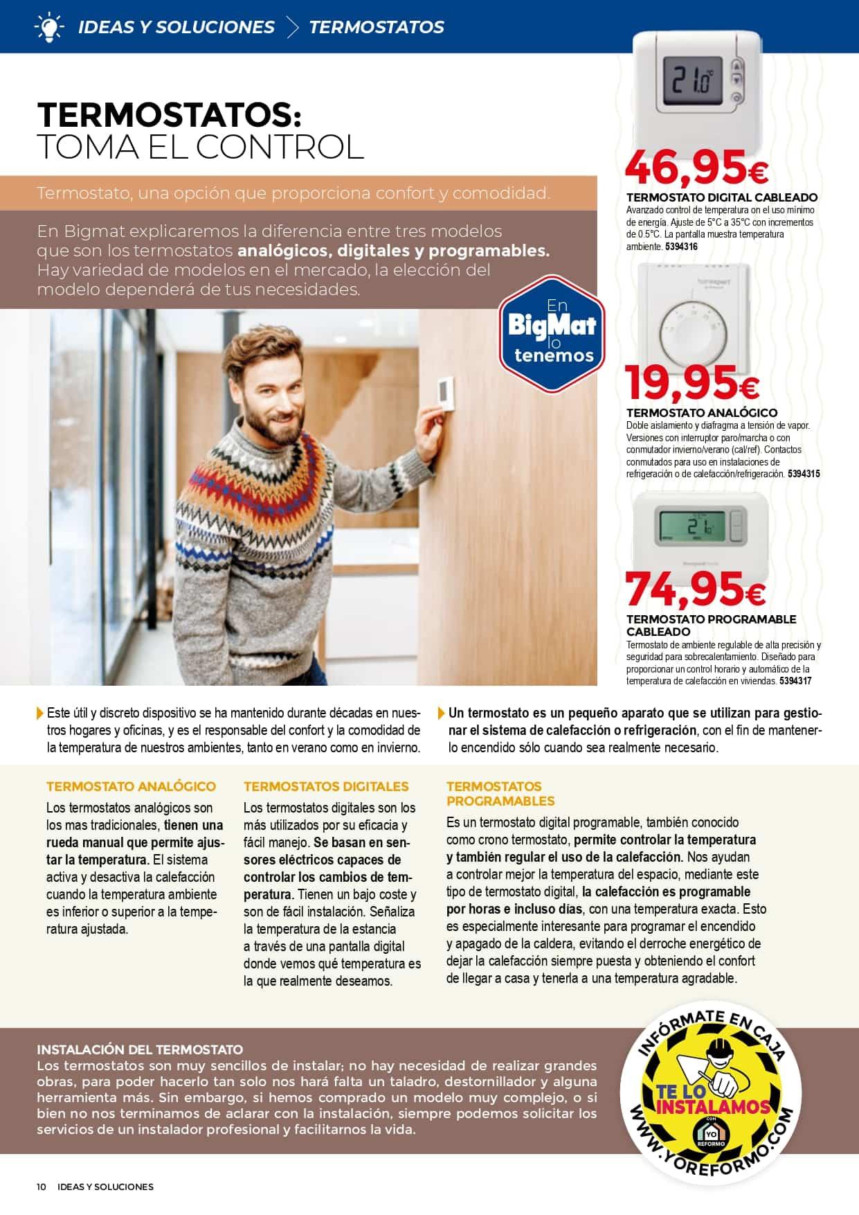 Ideas para elegir el termostato más adecuado para mi hogar 42