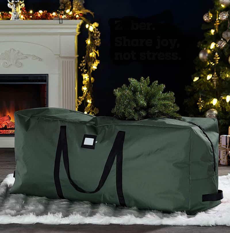Cómo guardar la decoración navideña: árbol, adornos, guirnaldas… 1